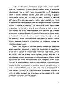 Comunicare Interpersonala - Relatii Interpersonale si Rolul in Formarea si Dezvoltarea Personalitatii - Pagina 5