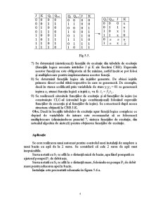 Sinteza Automatelor Sincrone - Pagina 4