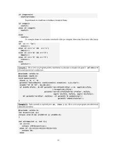 Instructiuni in C si C++ - Pagina 2
