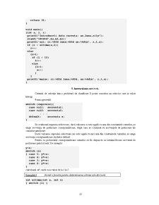 Instructiuni in C si C++ - Pagina 3