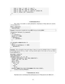 Instructiuni in C si C++ - Pagina 4