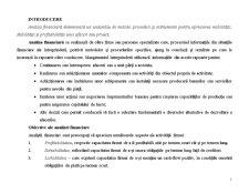 Situatii Financiare - Pagina 1