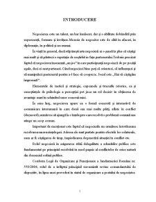 Rolul Negocierii în Asigurarea Stării de Legalitate a Adunărilor Publice - Pagina 1