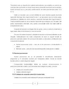 Componentele și Funcționarea Microprocesorului - Pagina 4