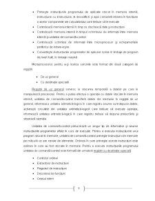 Componentele și Funcționarea Microprocesorului - Pagina 5