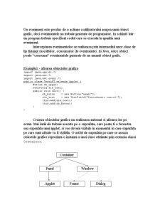 Interfa Grafica in Java - Pagina 2