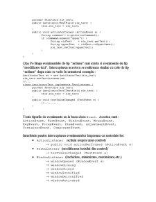 Interfa Grafica in Java - Pagina 4