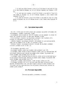 Taxa pe Valoarea Adăugată - Pagina 5