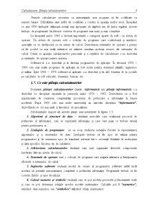 Utilizarea și Programarea Calculatoarelor - Pagina 5