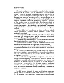 Sistem de Acces pentru Personal Autorizat intr-un Perimetru Protejat - Pagina 5