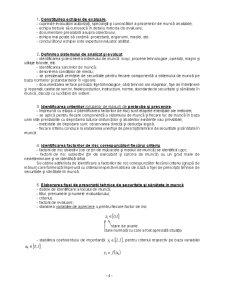 Evaluarea Riscului de Accidentare sau Imbolnavire Profesionala la SC Amonil SA Slobozia - Pagina 4