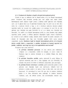 Fraudarea Legii în Dreptul Internațional - Pagina 4