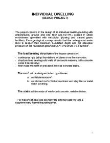 Civil Constructions - Individual Dwelling - Pagina 2
