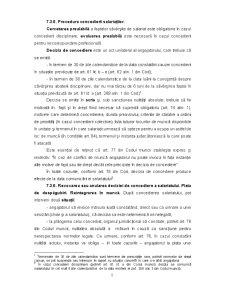 Dreptul Muncii - Contractul Individual de Munca - Capitolul 7 - Pagina 1