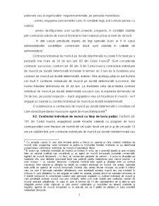 Dreptul Muncii - Contractul Individual de Munca - Capitolul 7 - Pagina 3