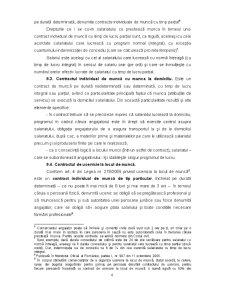 Dreptul Muncii - Contractul Individual de Munca - Capitolul 7 - Pagina 4