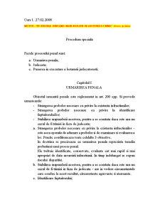 Drept Procesual - Pagina 1