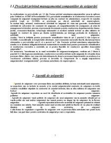 Evoluția Pieței Asigurărilor în România - Pagina 3