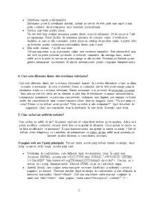 Realizarea unui Site Web - Pagina 2