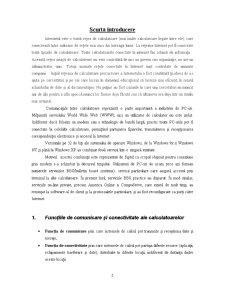 Atestat Internetul - Pagina 2