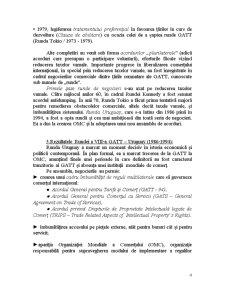 Cadrul Instituțional al Comerțului Internațional - Pagina 4
