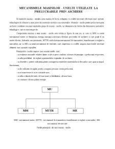 Gaurirea - Strunjirea - Rectificarea - Prelucrarea prin Aschiere - Rabotarea si Mortezarea - Pagina 4