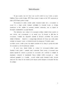Analiza Creditelor în Scop Locativ Promovate de BCR BPL - Pagina 3