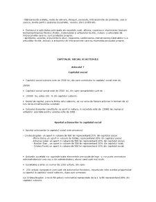 Act Constitutiv de Societate pe Actiuni al Societatii Comerciale Unconf SA - Pagina 3
