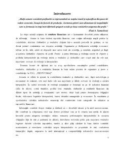 Contabilitatea Cheltuielilor, Veniturilor și a Rezultatului Financiar SRL Servicomas - Pagina 3