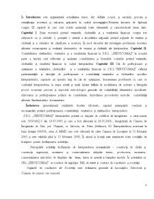 Contabilitatea Cheltuielilor, Veniturilor și a Rezultatului Financiar SRL Servicomas - Pagina 4