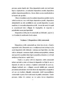 Răspunderea Căraușului în Contractul de Transport de Mărfuri - Pagina 5