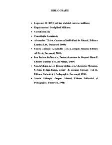 Răspunderea Disciplinară a Militarilor - Pagina 1