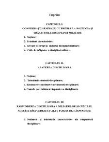 Răspunderea Disciplinară a Militarilor - Pagina 2