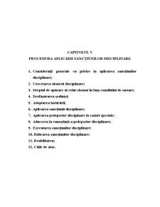 Răspunderea Disciplinară a Militarilor - Pagina 4