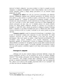 Rolul Manipulării în Campaniile Electorale - Pagina 3