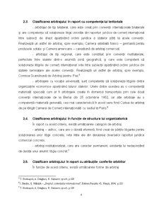 Aspecte Generale privind Arbitrajul Comercial International - Pagina 4