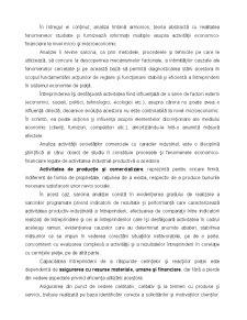 Analiza Economico - Financiara - Pagina 5