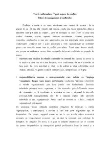 Gestionarea Conflictelor - Pagina 1