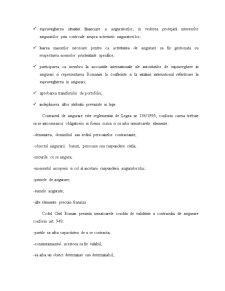 Conceptul de Asigurare si Functiile Asigurarilor - Pagina 3