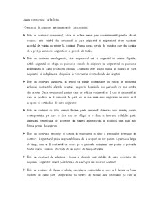 Conceptul de Asigurare si Functiile Asigurarilor - Pagina 4