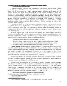 Notiunea, Constituirea si Functionarea Societatilor Comerciale - Pagina 2