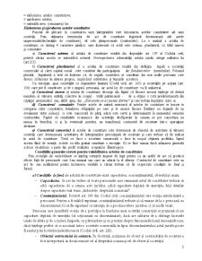 Notiunea, Constituirea si Functionarea Societatilor Comerciale - Pagina 3