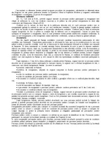 Reorganizarea și Lichidarea Persoanelor Juridice cu Scop Lucrativ - Pagina 3