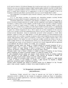 Reorganizarea și Lichidarea Persoanelor Juridice cu Scop Lucrativ - Pagina 5