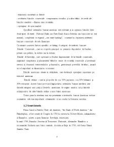 Monografia Sistemului Bancar al Statelor Unite ale Americii - Pagina 4