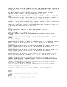 Curs Practic HTML - Pagina 4