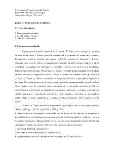 Relații Publice - Pagina 1