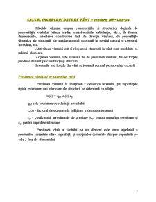 Proiect de Diploma - Calculul Incarcarii Date de Zapada - Pagina 3