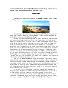 The Romanian Black Sea Coast - Pagina 3