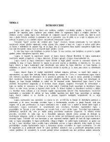 Teoria Argumentarii - Pagina 2